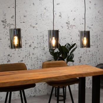 Lampe suspendue subtile...