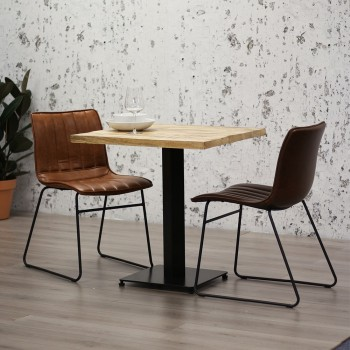 Square bistro table Mya