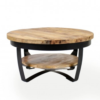 Table basse ronde Firmine