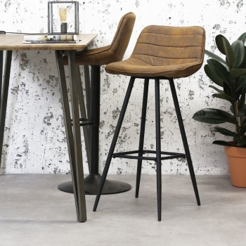 Tough bar stool Romy