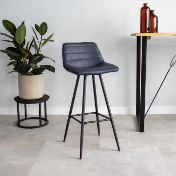 Sophisticated bar stool Hana