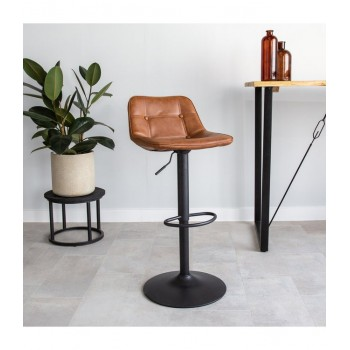 Fashionable bar stool Thomas