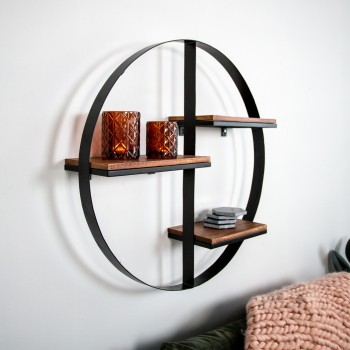 Elegant wall shelf Taina