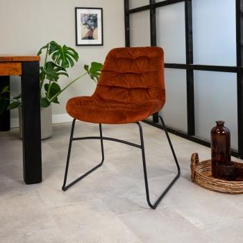 Confortable chaise de salle...