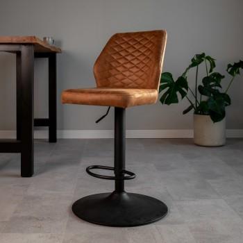 Chaise de bar classique Keo