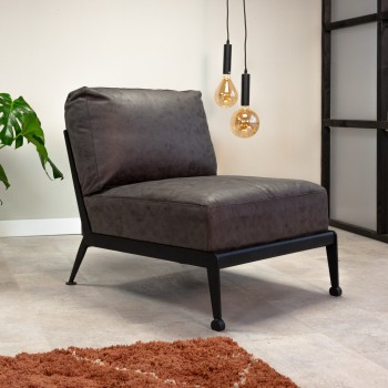 Comfortabele fauteuil Thao