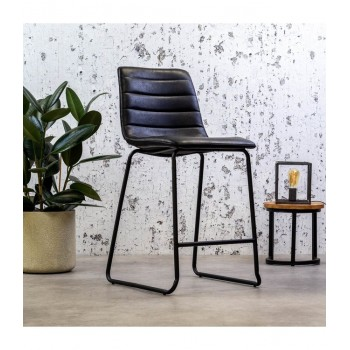 Elegant bar stool Naiki