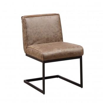 Unique dining chair Gurvan