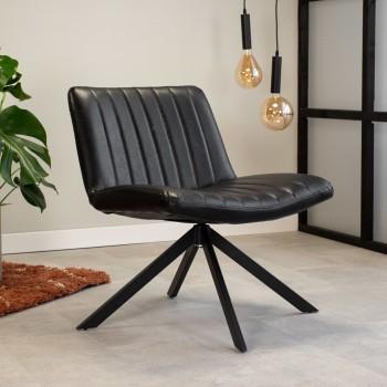 Stevige fauteuil Swenn in...