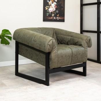 Spacious armchair Alann