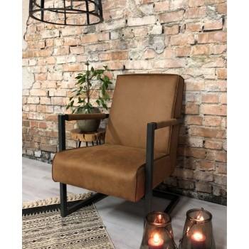Luxury armchair Tessa in...