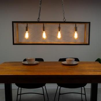 Lampe à suspension Evasion 4L