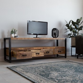 Stylish TV cabinet Flavio...