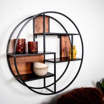 Round shelf Lahaina in...
