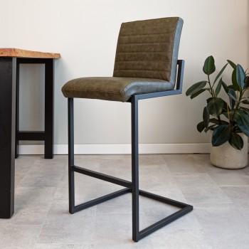 Sturdy bar stool Bori