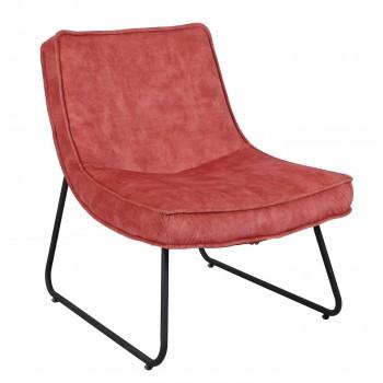 Hübscher Sessel Malonn in Samt