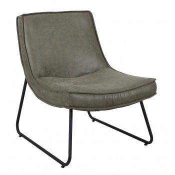 Elegante fauteuil Malinn in...