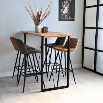 Stylish Tylio bar table...
