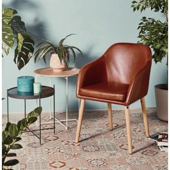 Ramiro generous chair