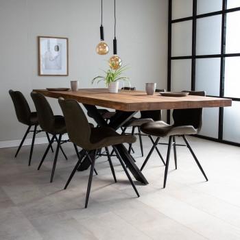 Susanna mango wood table...