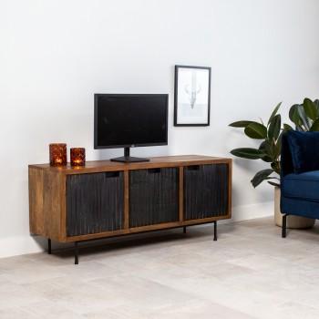 Yohya TV cabinet with 2...