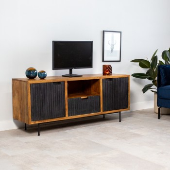 Yohye TV cabinet with 2...