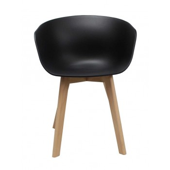 Bucket seat with armrests Noah