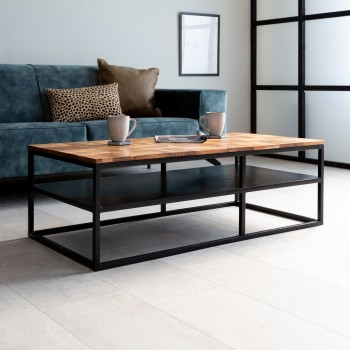 Emilee coffee table with...