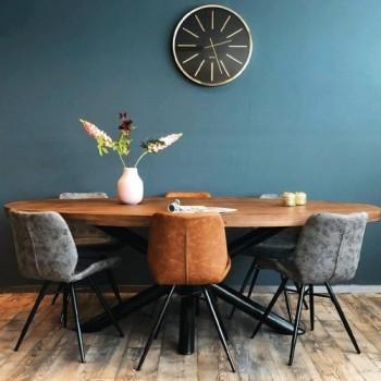 Table à manger ronde Clémence