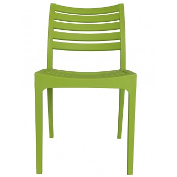 Plastic chair without...