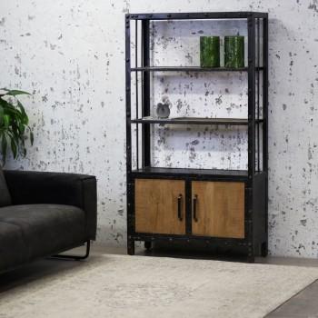 Wall cupboard Lorenza