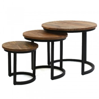 Coffee table set Fidji