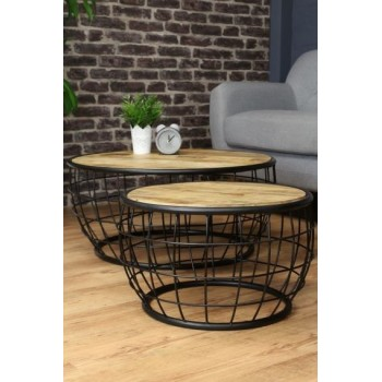 Coffee table set Tosca