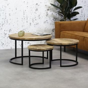 Coffee table (set) Helios