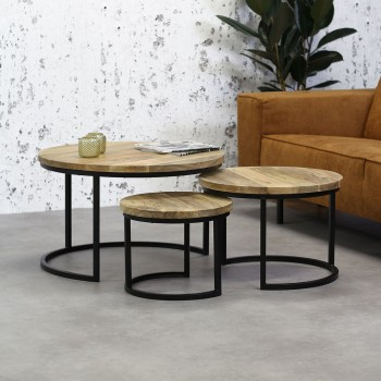 Coffee table (set) Helios