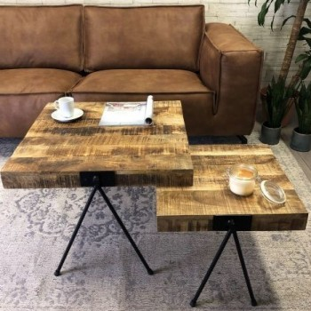 Coffee table (set) Rimini