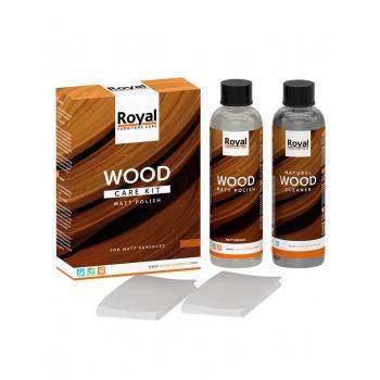 Kit onderhoud voor hout