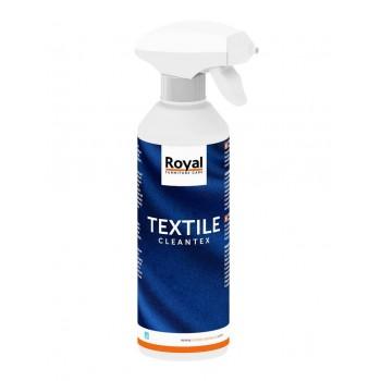 Spray nettoyant pour textile