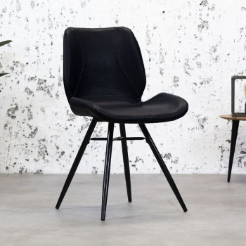 Chair without armrests Silla